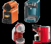 Aperçu sur les différents types de machines à café